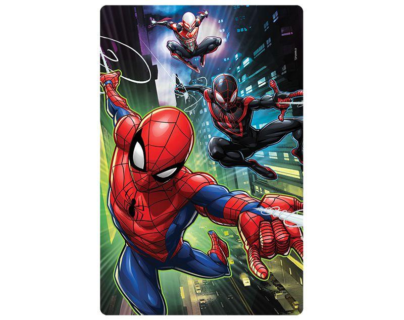 Quebra-Cabeça 100 Peças Encapado Spider Man 2395 Toyster