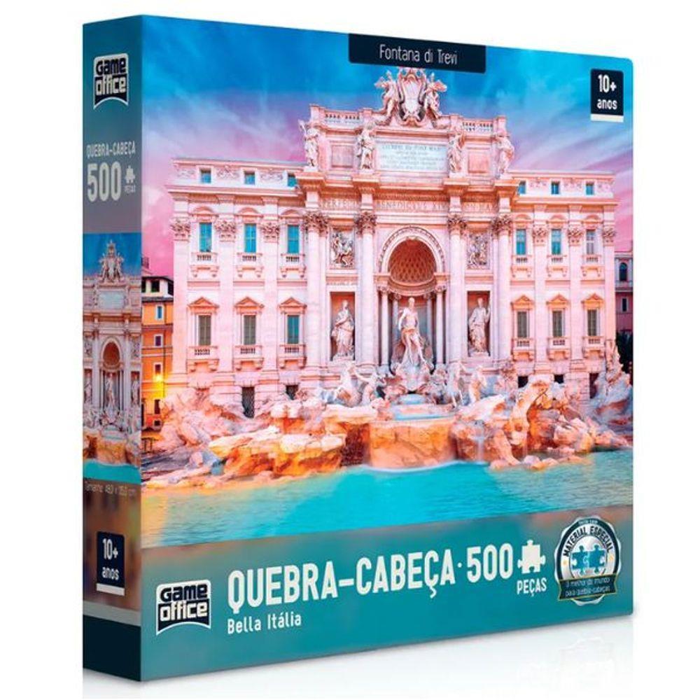 Quebra-Cabeça 500 Peças Bella Italia 2514 Toyster