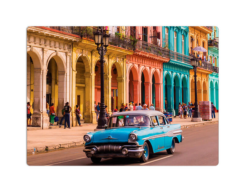 Quebra-Cabeça 500 Peças Ruas De Cuba 2761 Toyster