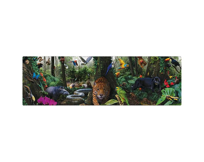 Quebra-Cabeça Panorâmico 1500 Peças Floresta Amazônica 2693 Toyster