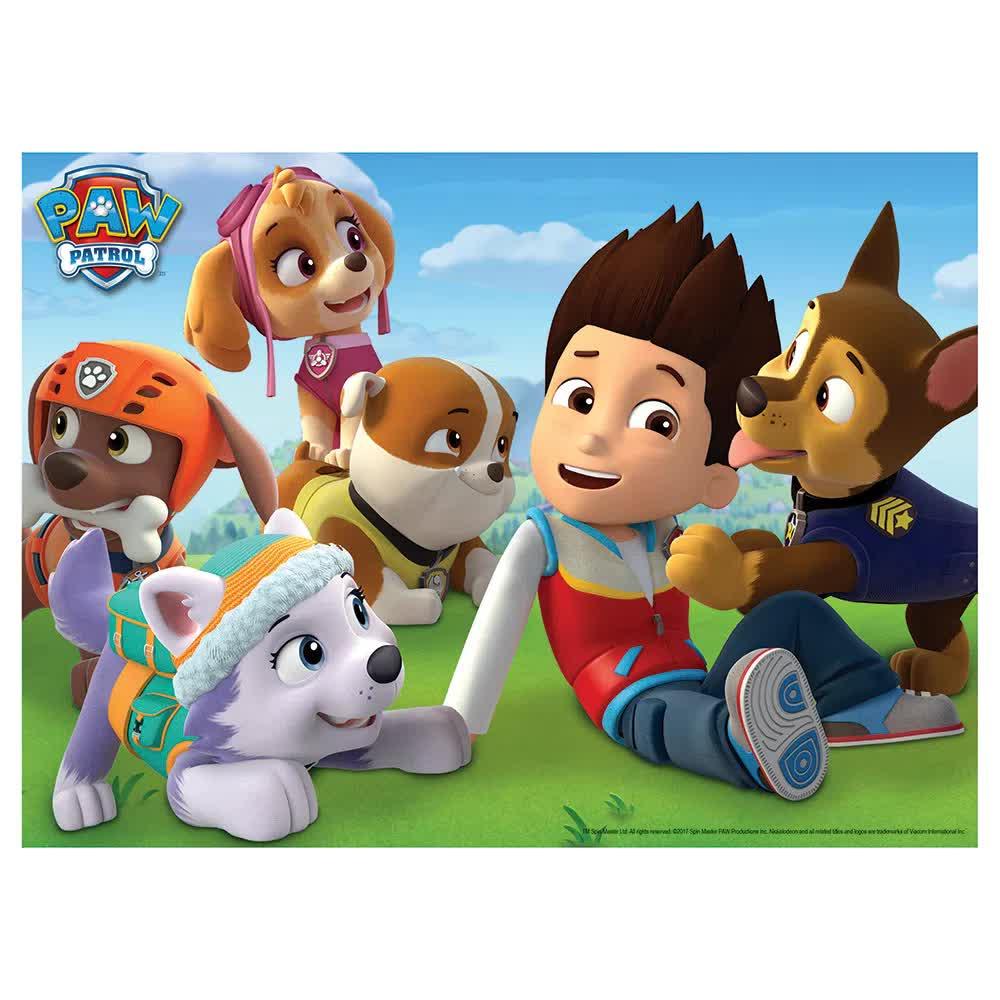Quebra Cabeça Puzzle 60 Peças Patrulha Canina 3352 GROW