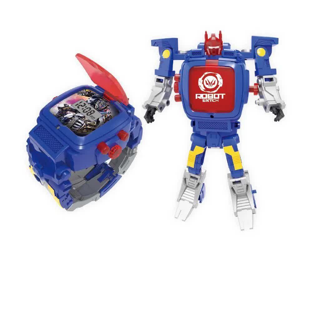 Robot Watch Relógio E Robô 2 Em 1 BR498 Multilaser