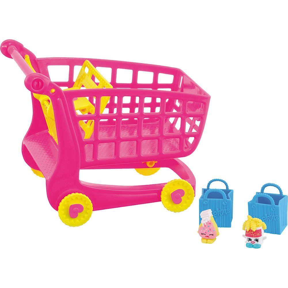 Shopkins Carrinho De Compras 3586 Dtc