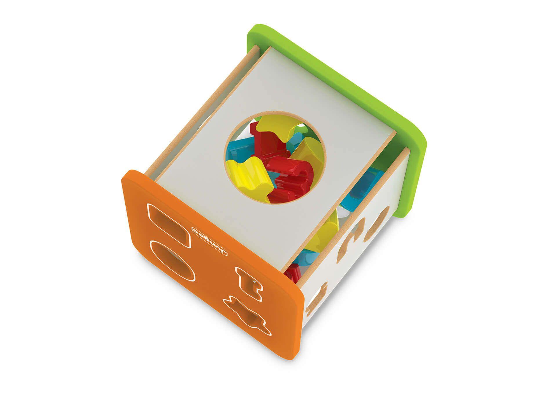 Super Cubo Didatico Formas Letras E Numeros 850 Junges