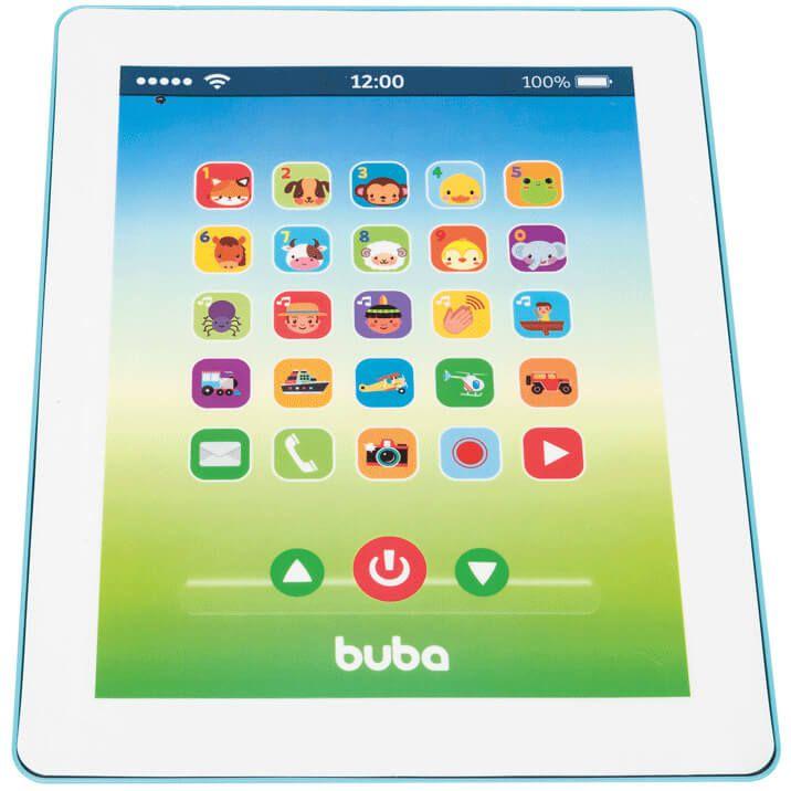 Tablet Infantil Azul 8548 Buba