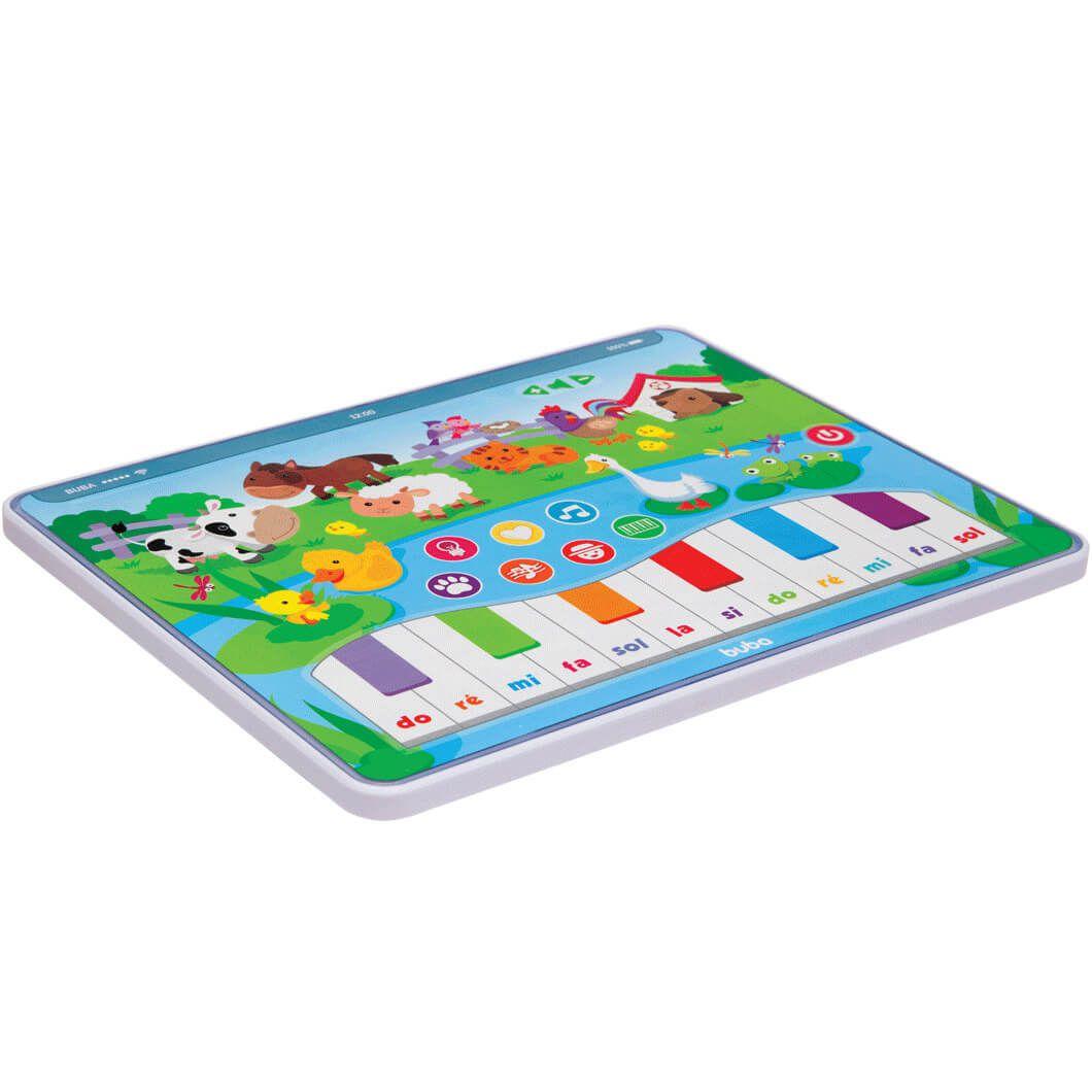Tablet Infantil Cantando Com Os Animais 8512 Buba