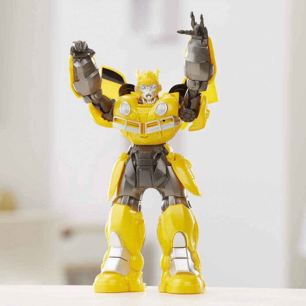 Transformers Bumblebee Dj Bumblebee E0850 Hasbro