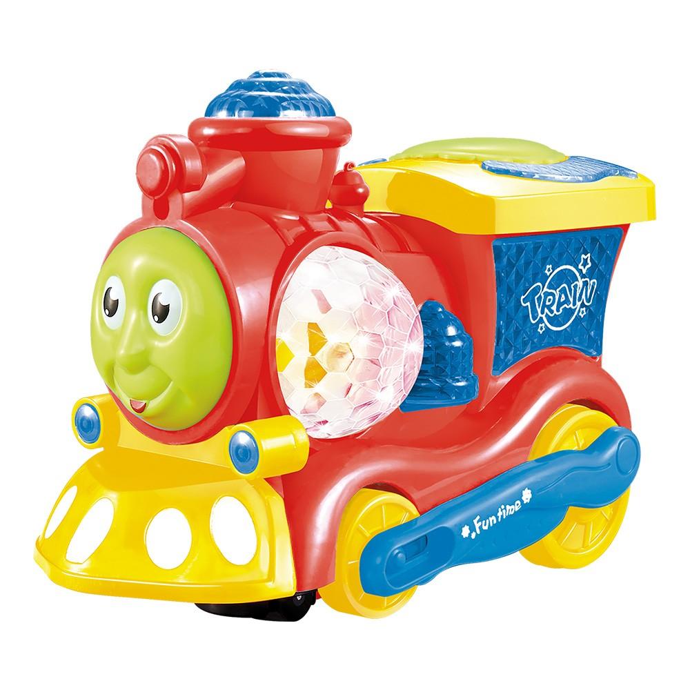 Trenzinho Bate E Volta Com Som E Luz Dmt5101 Dm Toys