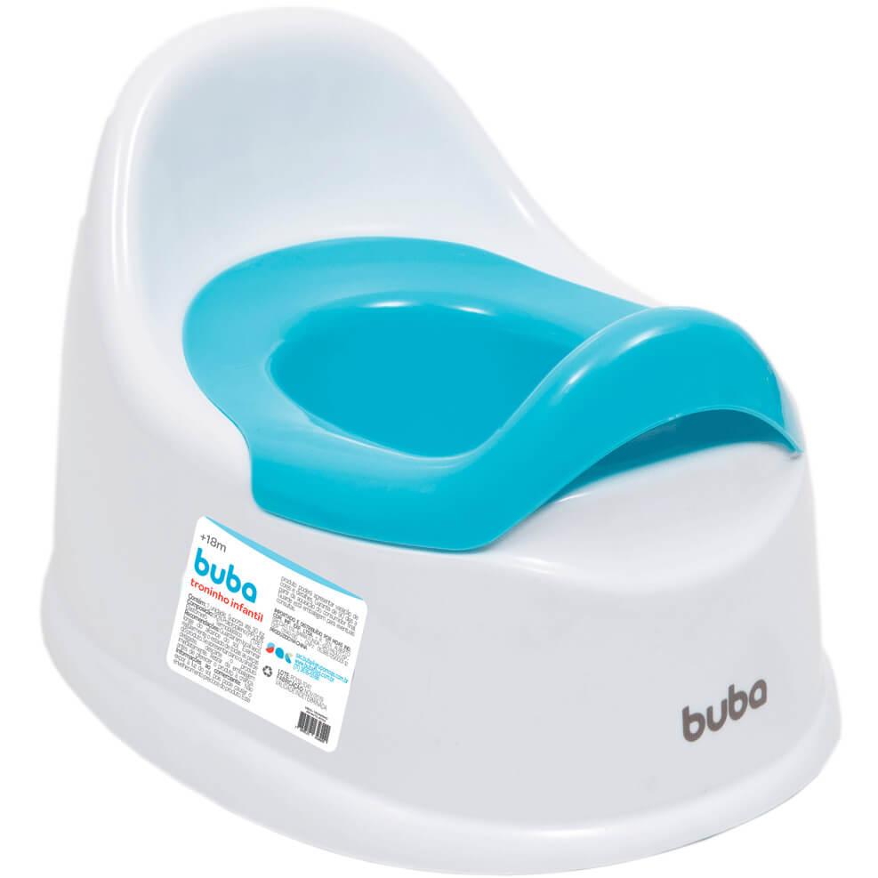 Troninho Infantil Azul 5799 Buba