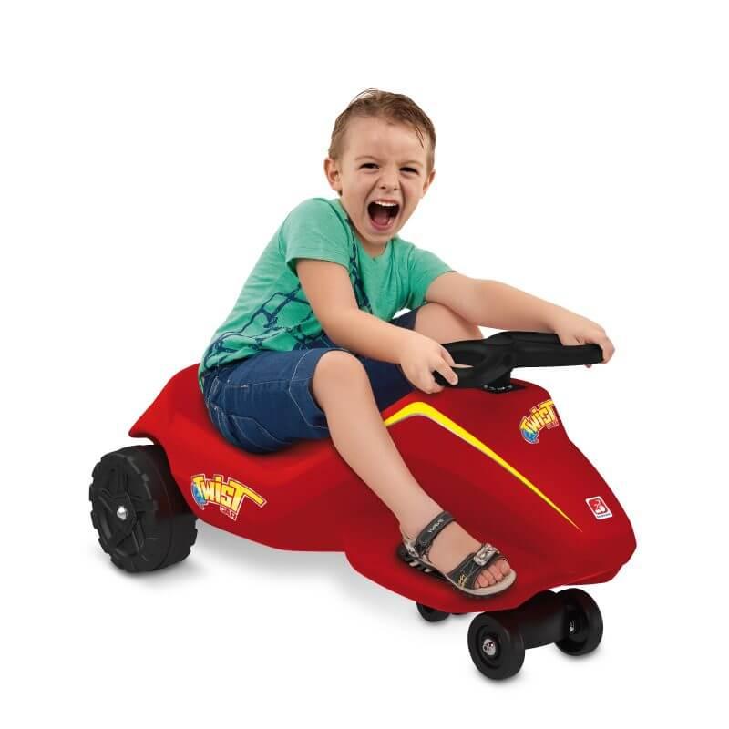 Twistcar Vermelho 1202 Bandeirante