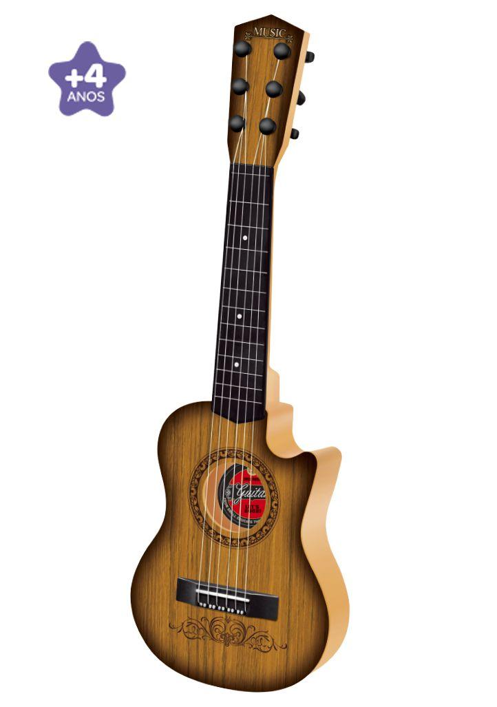 VIOLAO LINHA MUSICAL ZP00615 ZOOP TOYS