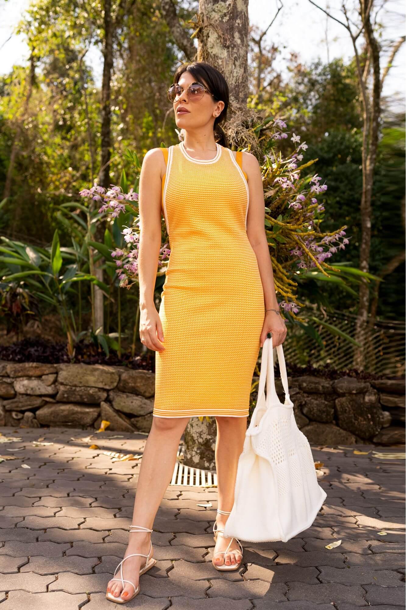 Vestido Maria Clara