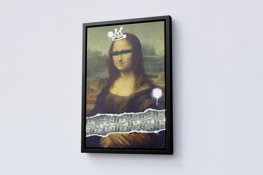 Mona Lisa's Secret | Quadro