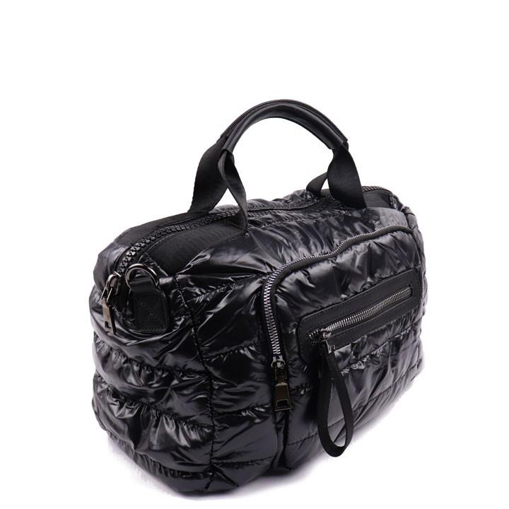 Bolsa com alça lateral removível Preta