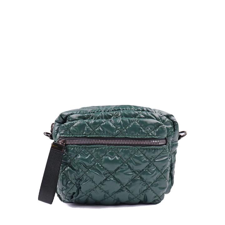 Bolsa lateral de Nylon verde
