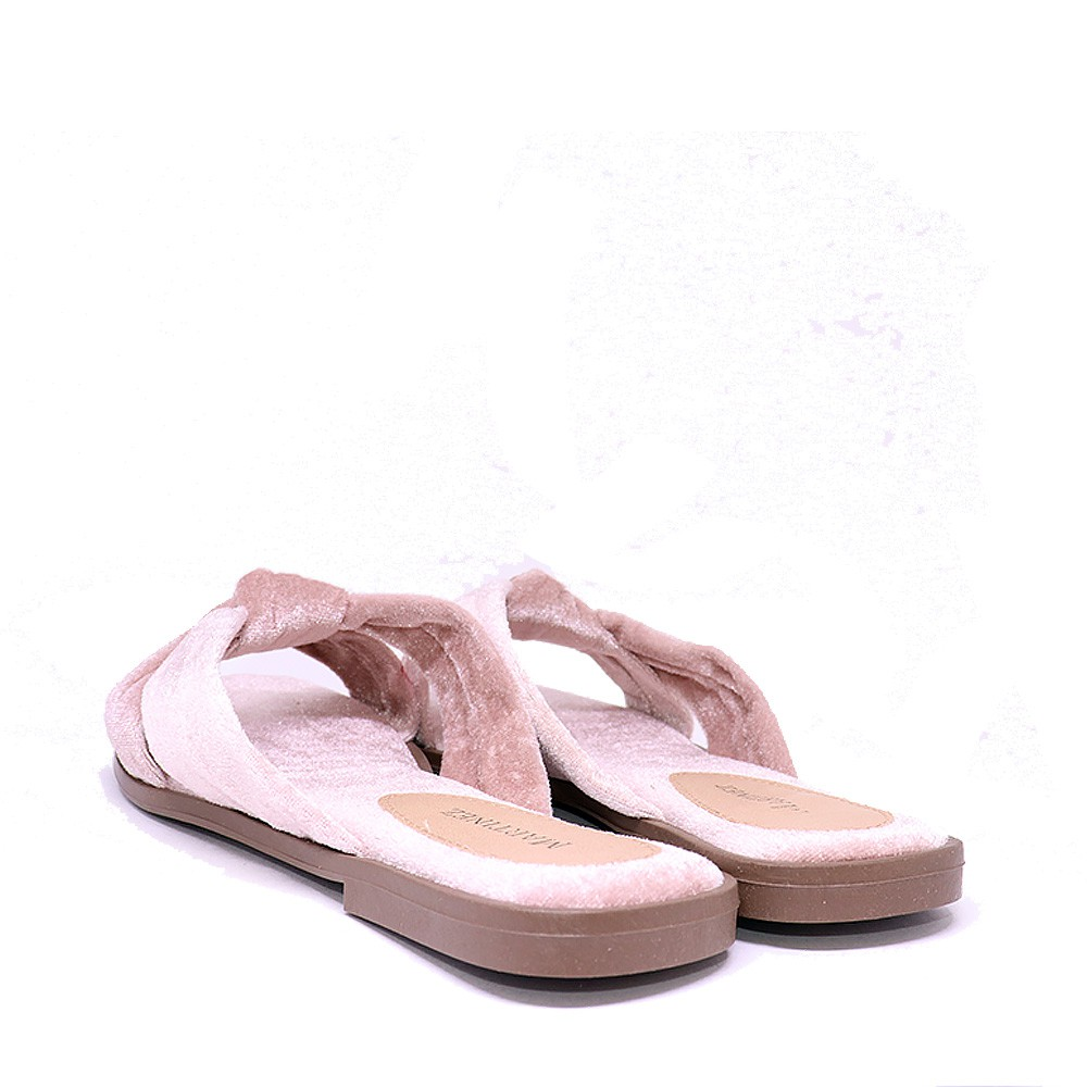 Chinelo Martinez Home Wear veludo rose