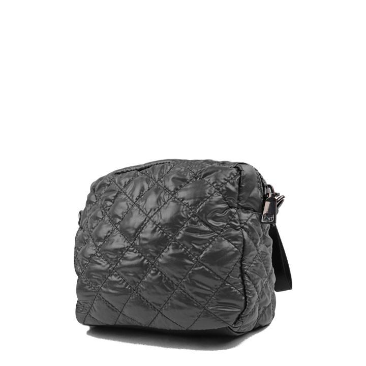 Bolsa lateral de Nylon preto