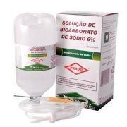 BICARBONATO DE SÓDIO 6% 500ML