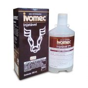 IVOMEC INJ 500 ML