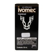 IVOMEC INJ 50 ML (IVERMECTINA 1%)
