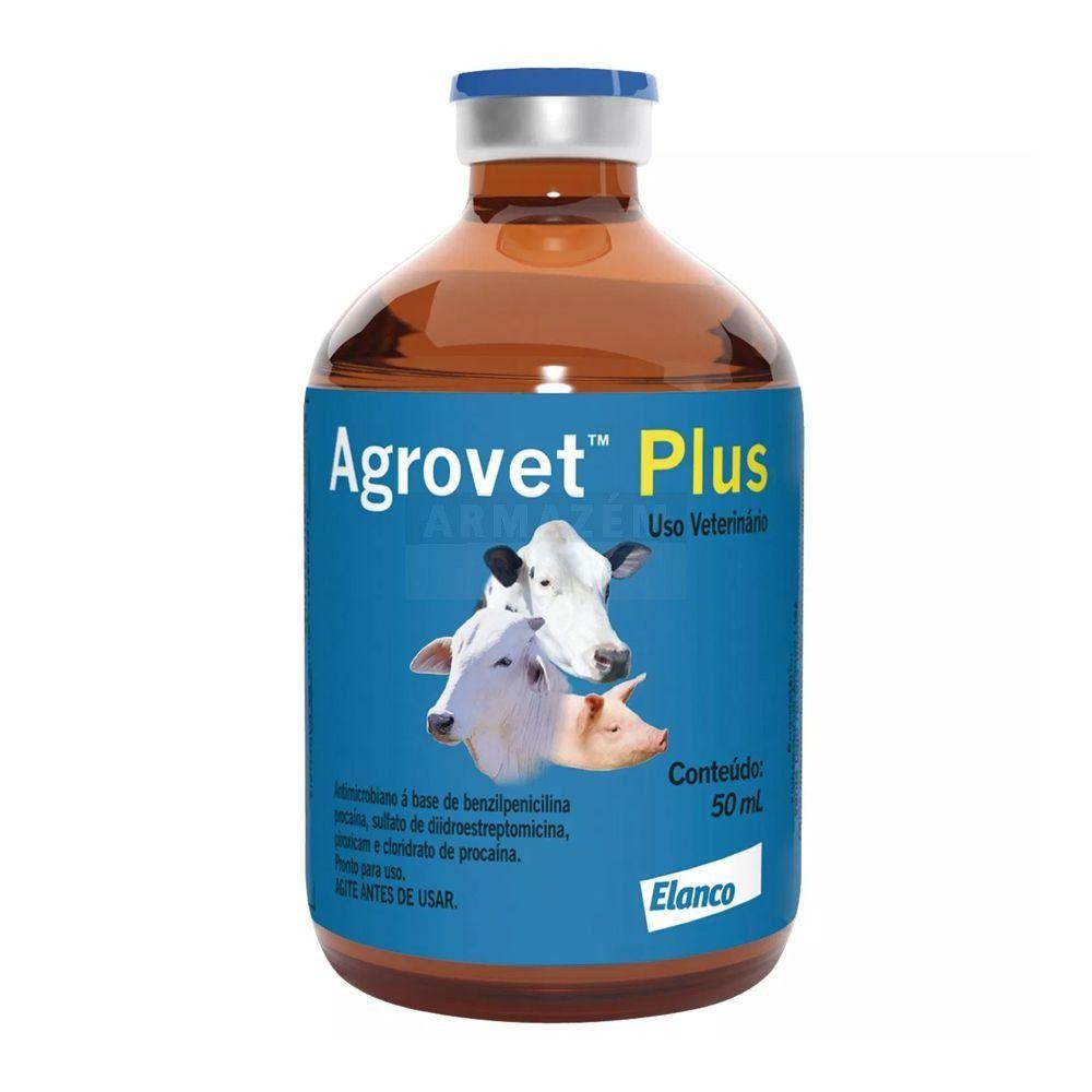 AGROVET PLUS 50 ML