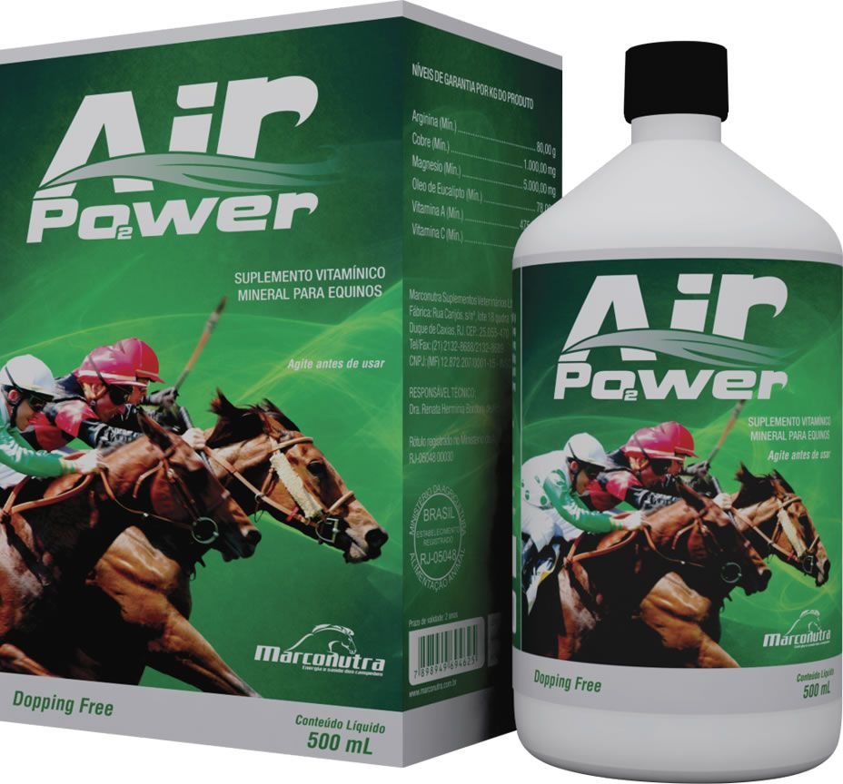 AIR POWER 500ML