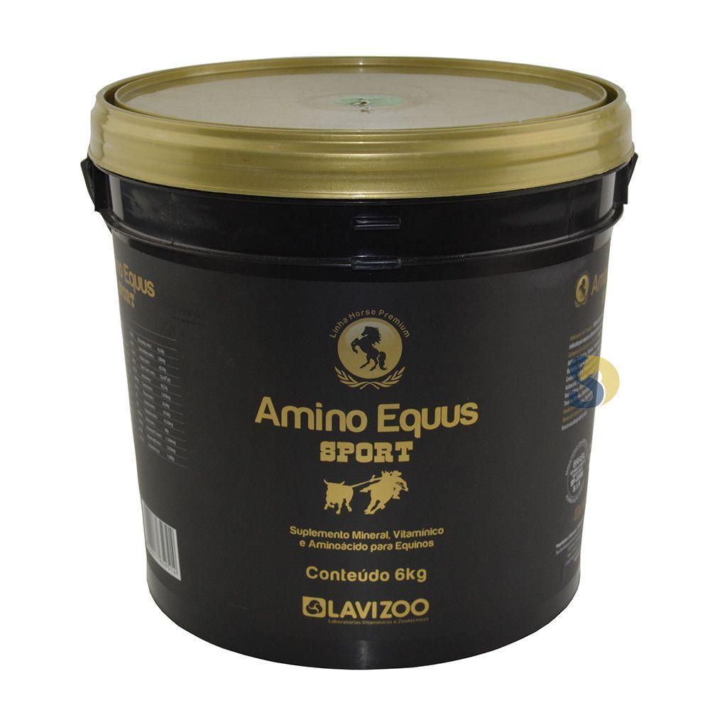 AMINO EQUUS SPORT 6KG