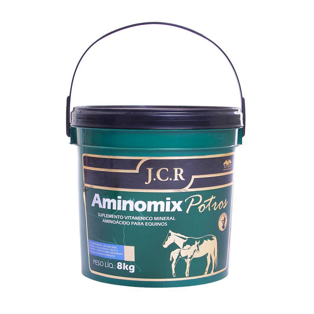 AMINOMIX JCR POTRO 8 KG