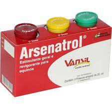 ARSENATROL 3X20ML