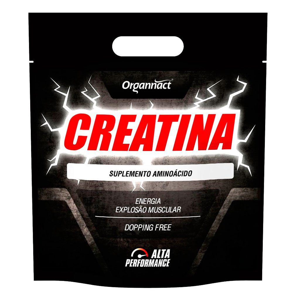 CREATINA 2 KG ORGANANCT