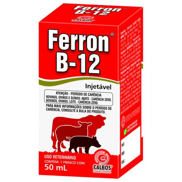 FERROJECT B12 50ML