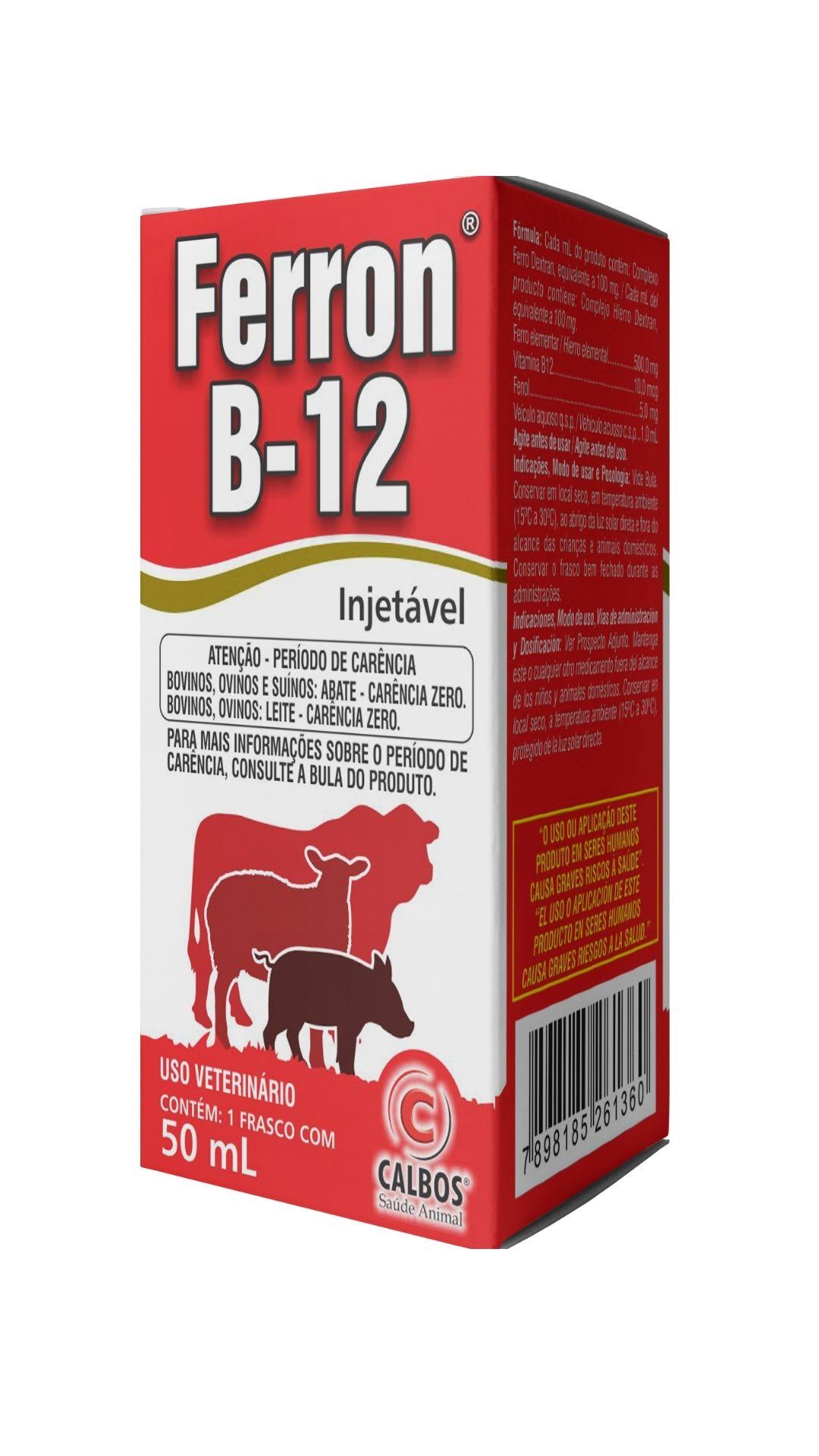 FERRON B12 50 ML