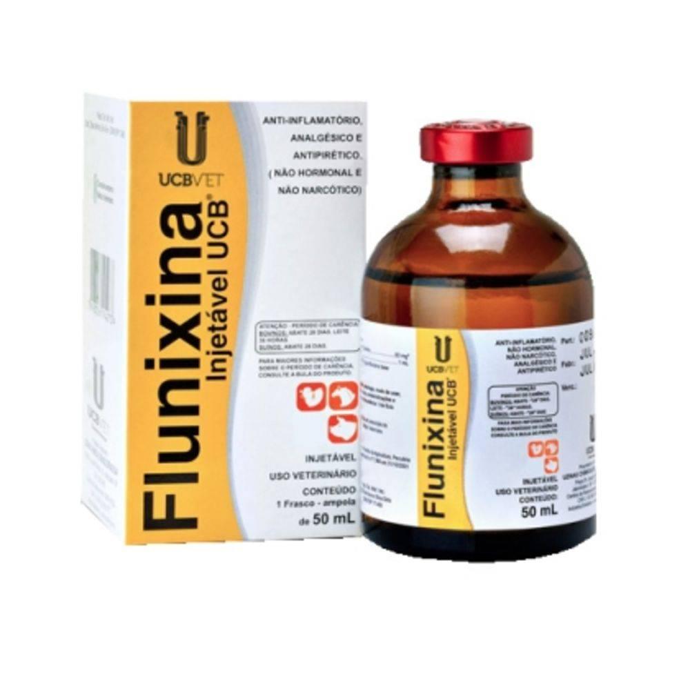 FLUNIXINA INJ. 50ML