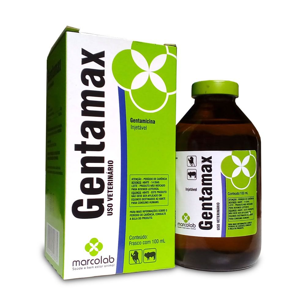 GENTAMAX 100 ML