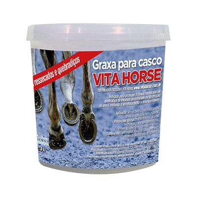 GRAXA PARA CASCO VITA HORSE