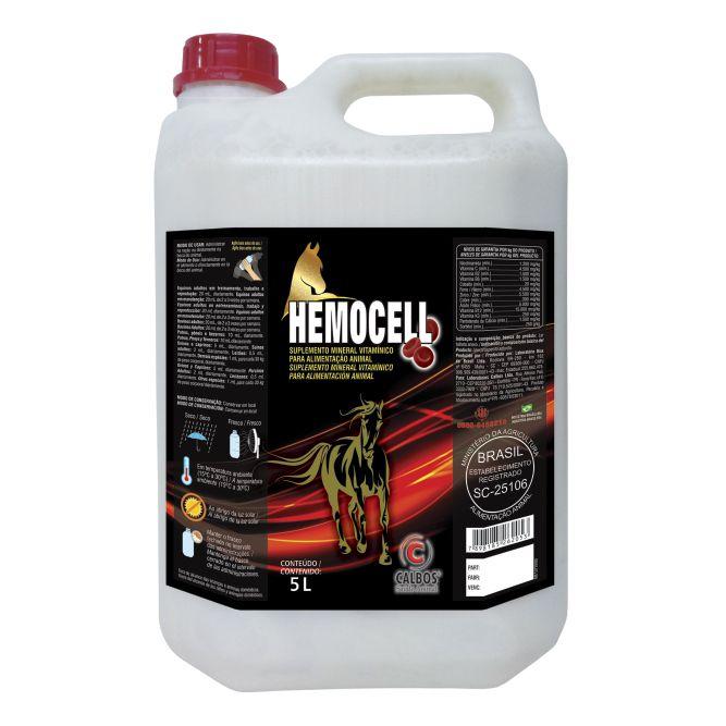 HEMOCELL 5 LITRO