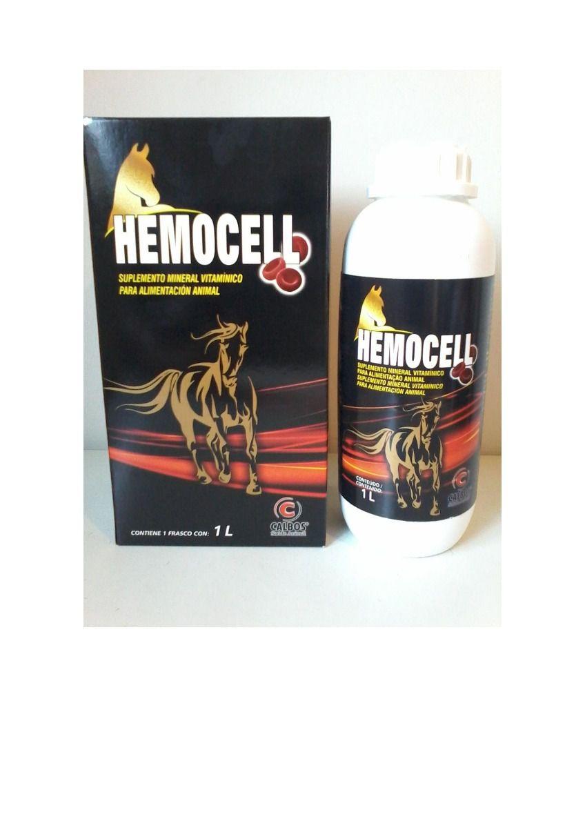 HEMOCELL 1 LITRO