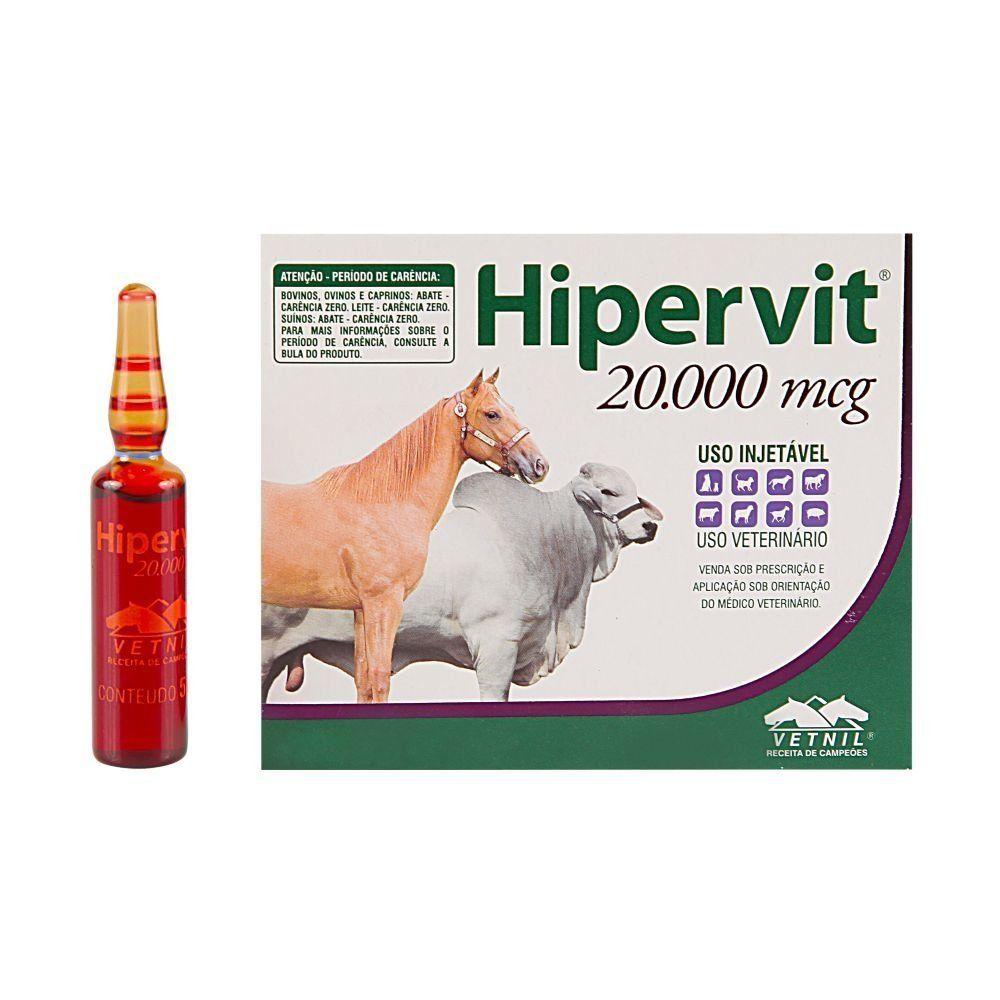 HIPERVIT 20000 5 X 5 ML