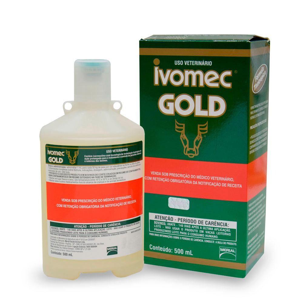 IVOMEC GOLD 500 ML