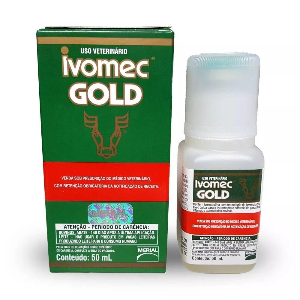 IVOMEC GOLD 50 ML