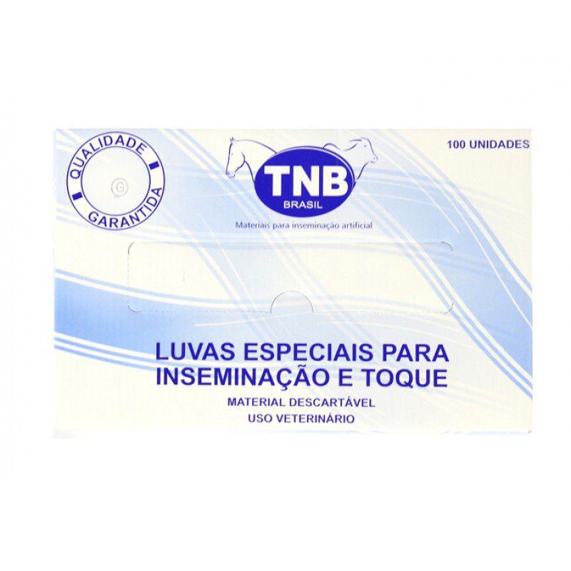 LUVA DE PALPACAO NTB C/ 100 G