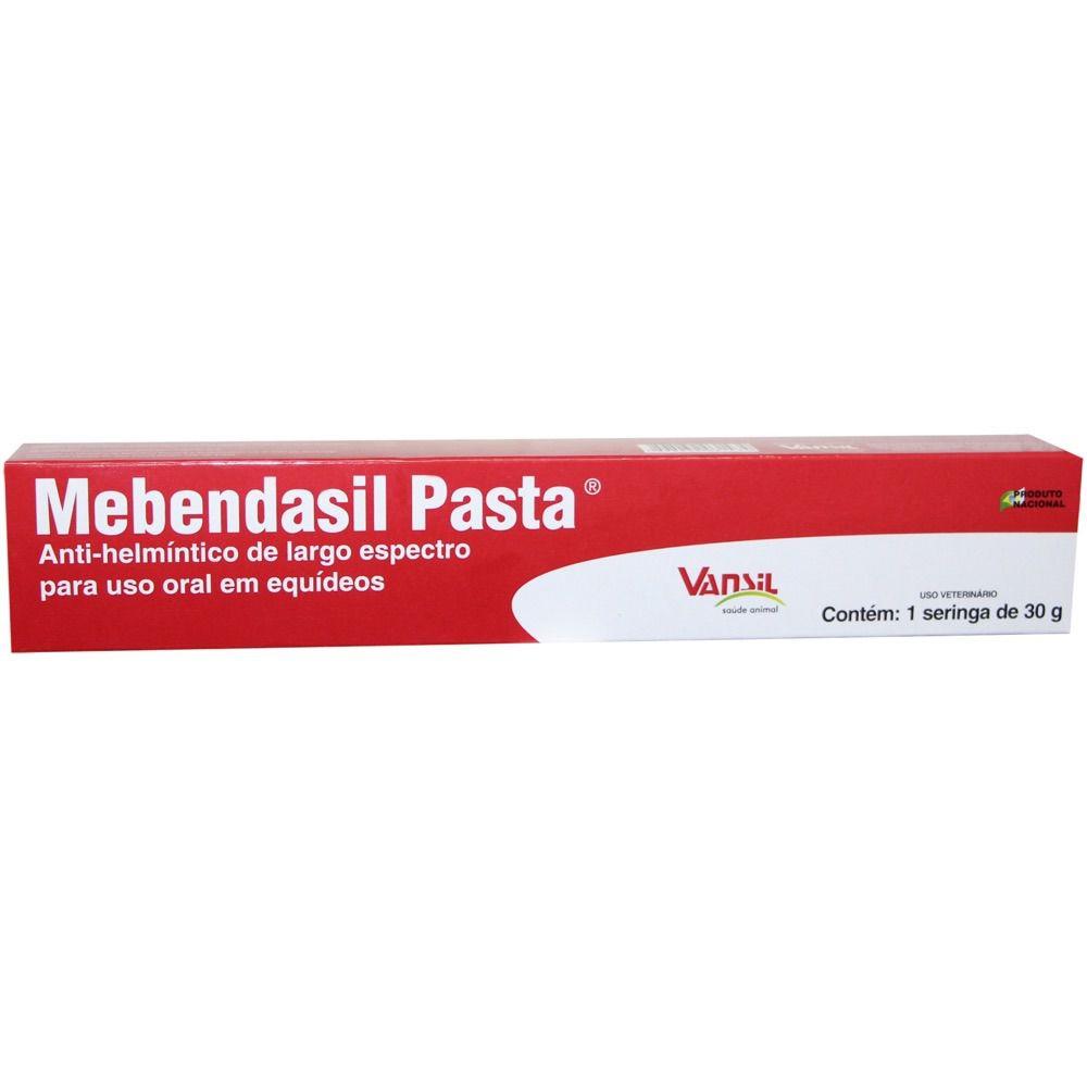 MEBENDASIL PASTA 30GR