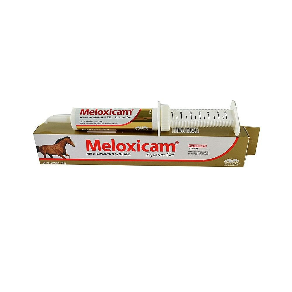 MELOXICAM EQUINOS GEL 35G