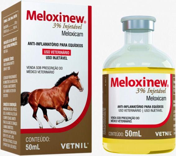 MELOXINEW 3% INJETAVEL 50ML