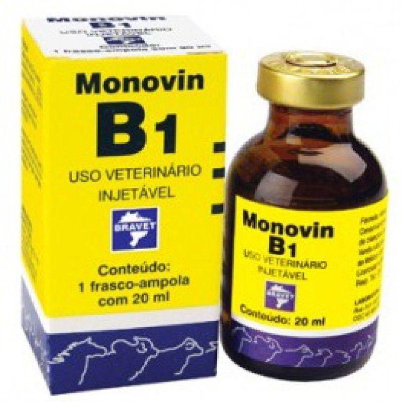 MONOVIN B1 20 ML (VITAMINA B1)