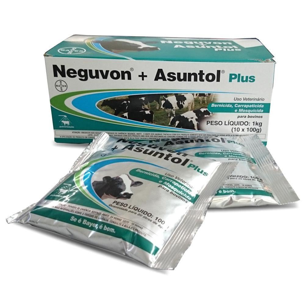 NEGUVON + ASSUNTOL PLUS 100GR