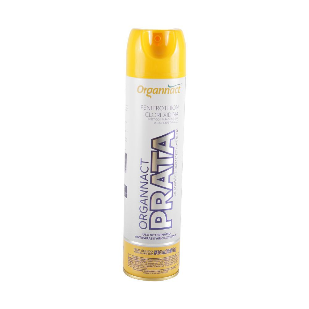 ORGANANCT PRATA  500 ML
