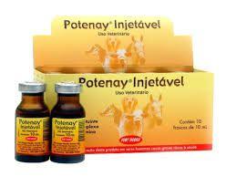 POTENAY B12 INJ,10 ML
