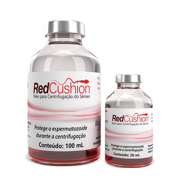 RED CUSHION 100ML
