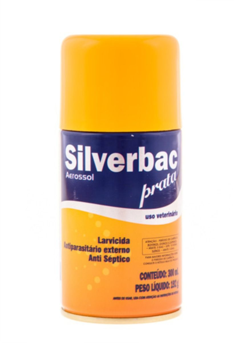 SILVERBAC 300 ML